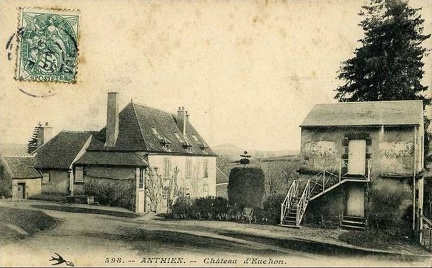 Anthien chateau euchon