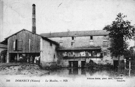 Dornecy moulin