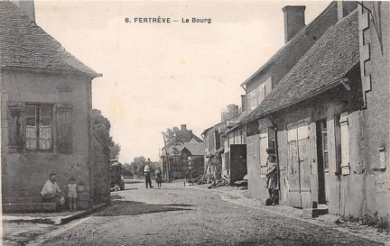 Fertrève bourg
