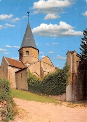 Jailly église 2