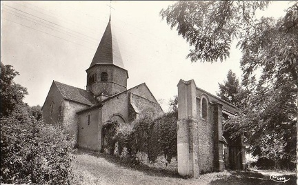 Jailly église 3