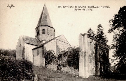 Jailly église