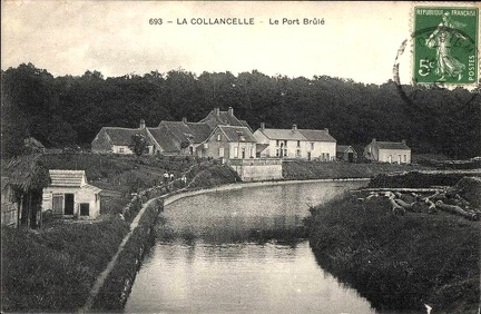 La Collancelle Port Brulé 2