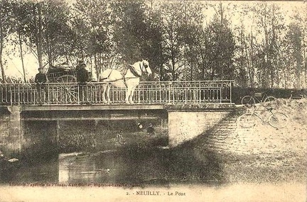 Neuilly pont