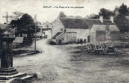 Nolay place