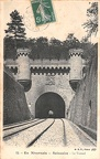 Saincaize tunnel