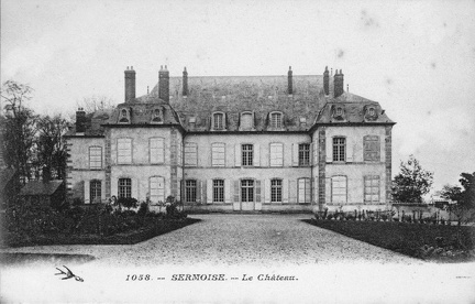 Sermoise chateau 2
