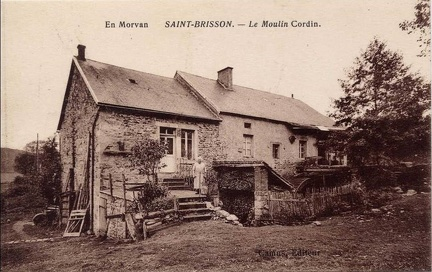 Saint Brisson Moulin Cordin