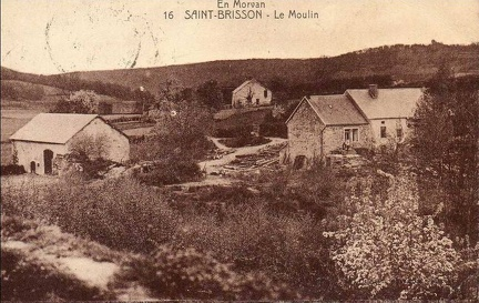Saint Brisson Moulin