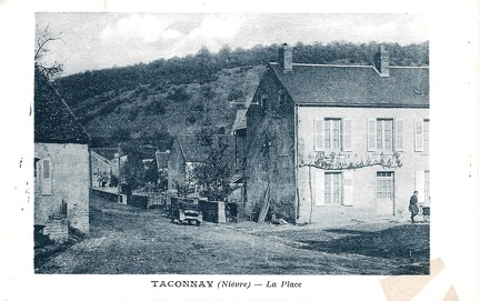 Taconnay place