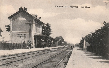 Verneuil gare