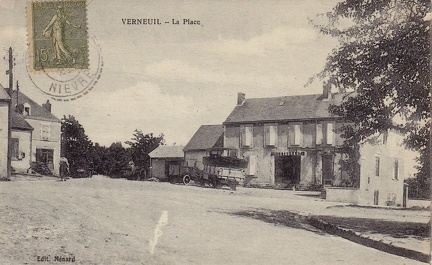 Verneuil place