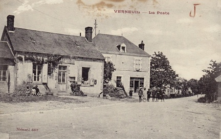 Verneuil poste 2