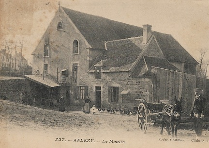 Anlezy Moulin