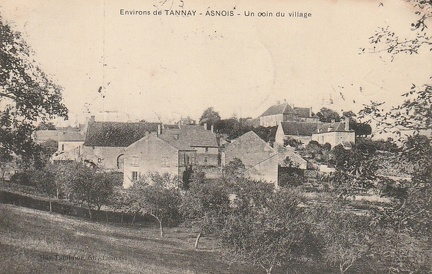 Asnois Coin du village