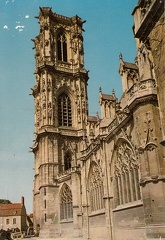 Nevers cathédrale