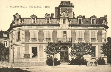 Clamecy hotel des Postes