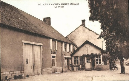 Billy Chevannes Place1