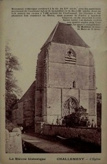 Challement Eglise