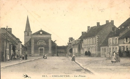 Couloutre Place