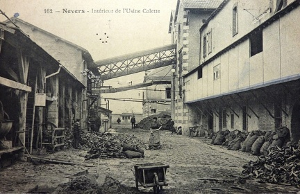 Nevers usine Colette 2