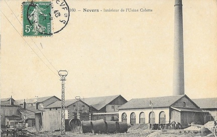 Nevers usine Colette 1