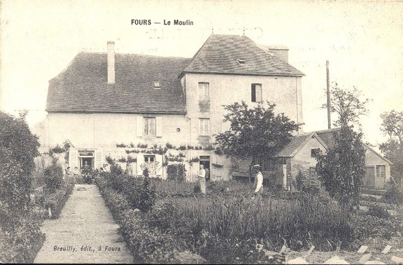 Fours moulin