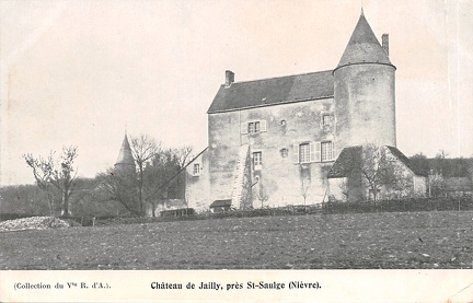 Jailly chateau