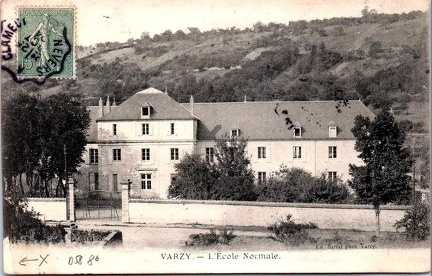 Varzy école normale 4